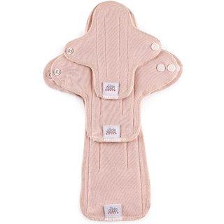 EH Moon Pads Trial-Set pink plain 3er-Set