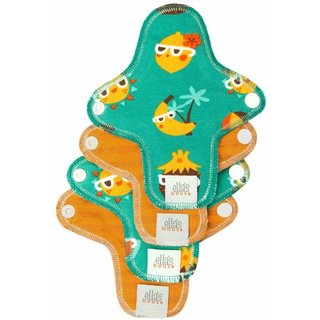 EH Moon Pads Mini Slipeinlage Pineapple Party 4er-Set Limited Edition