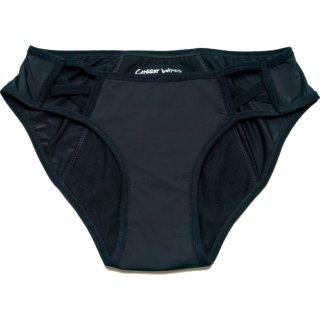 Cheeky Pants Periodenslip Feeling Sassy Black